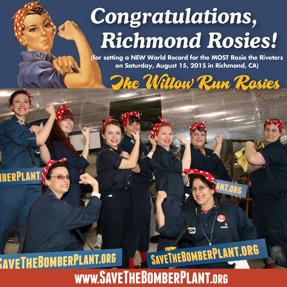 congrats richmond rosies