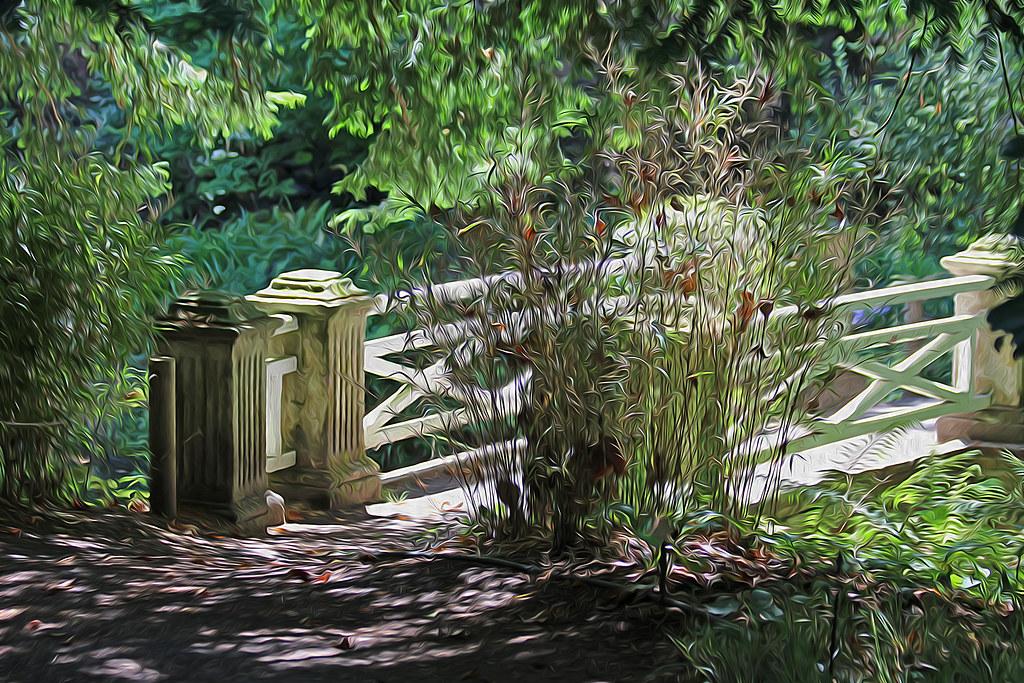 en el Jardín Botánico Atlántico de Gijón