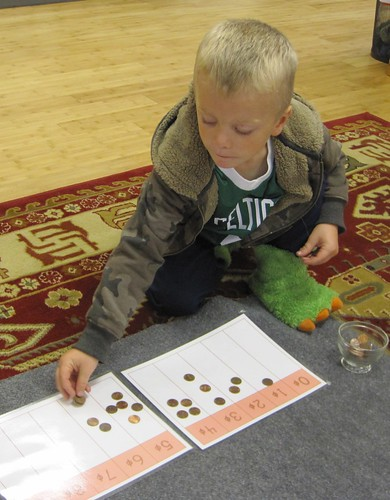 penny counting