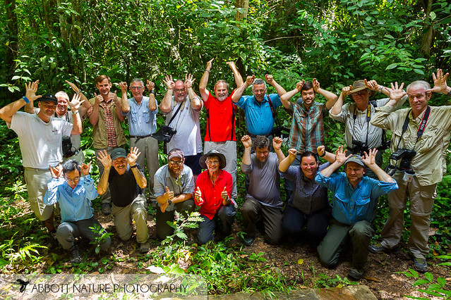 BugShot Belize 2015 Group Shot