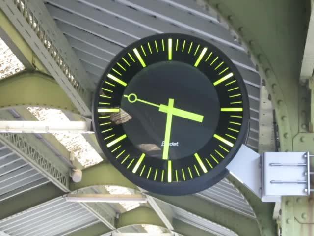 Mont Blanc Clock