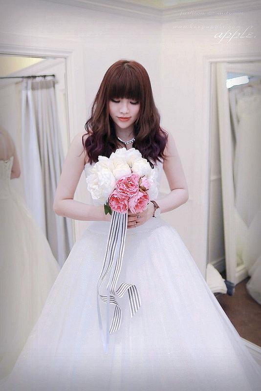 【婚禮】被南國的藍色大海與天空祝福的沖繩海外婚禮。Arluis艾洛詩