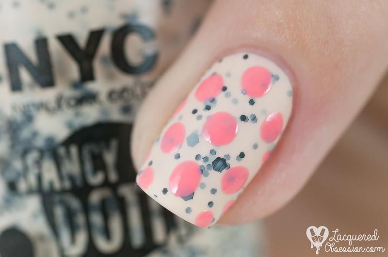31DC2015 Day 11: Polka dots