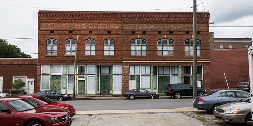 G.E. Lipscomb Building