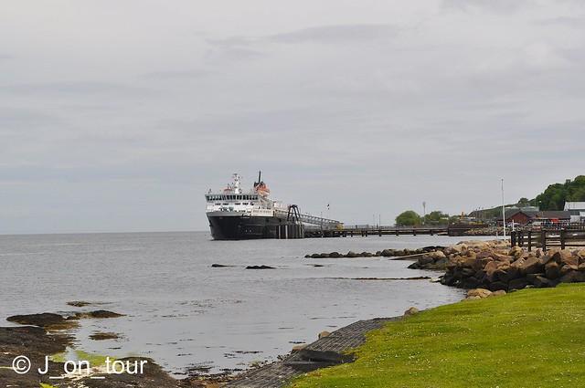 Brodick Pier  GJC_017176