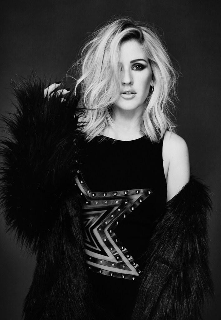 Элли Голдинг — Фотосессия для «Glamour» UK 2015 – 4