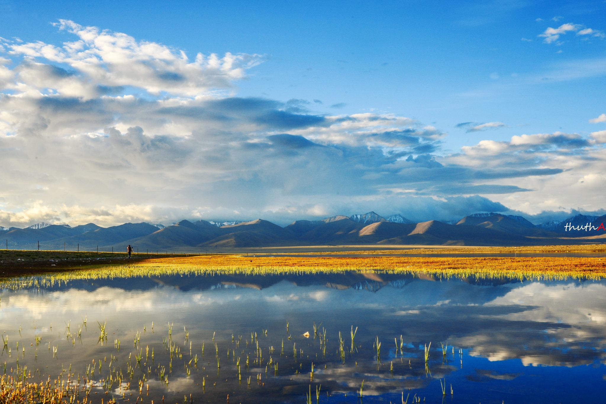 Vẻ đẹp nên thơ của Tây Tạng