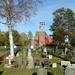 Sweden, Norrfjärden Kyrkogården