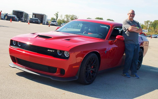 Me and the Hellcat
