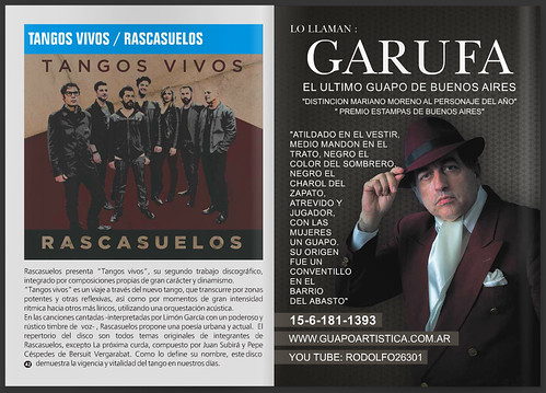 Revista Punto Tango 109 Rascasuelos