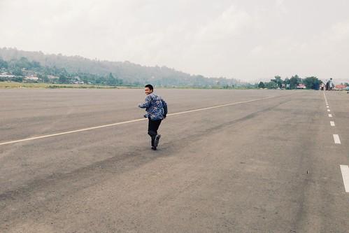 Rendani Airport Apron, Manokwari