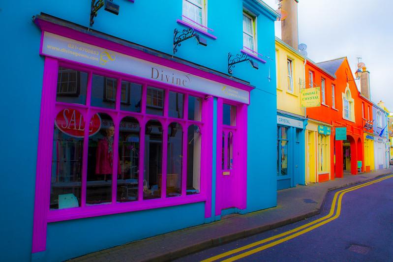 Coloured Ireland I