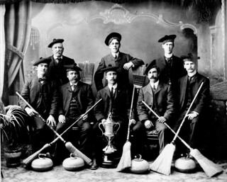 District Champions, Orillia, Ontario, 1905 / Champions de district, Orillia (Ontario), 1905