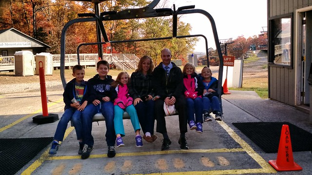 Oct 23 2015 Massanutten Ski Lift Ride (5)