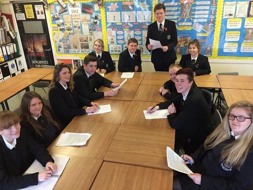 Sixth Form Debating Society