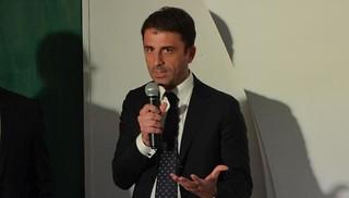 Rutigliano-Il senatore Michele Boccardi