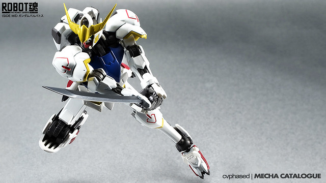 ROBOT Damashii <Side MS> Gundam Barbatos
