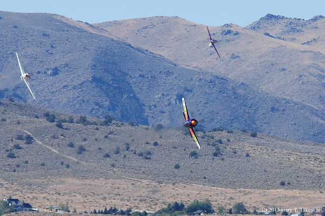 Reno Air Races 2015 - Unlimited Heat 2A