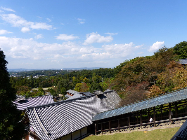 Views from Nigatsu-dō