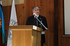UCSC firma convenio de colaboración con comunidad mapuche de Cañete