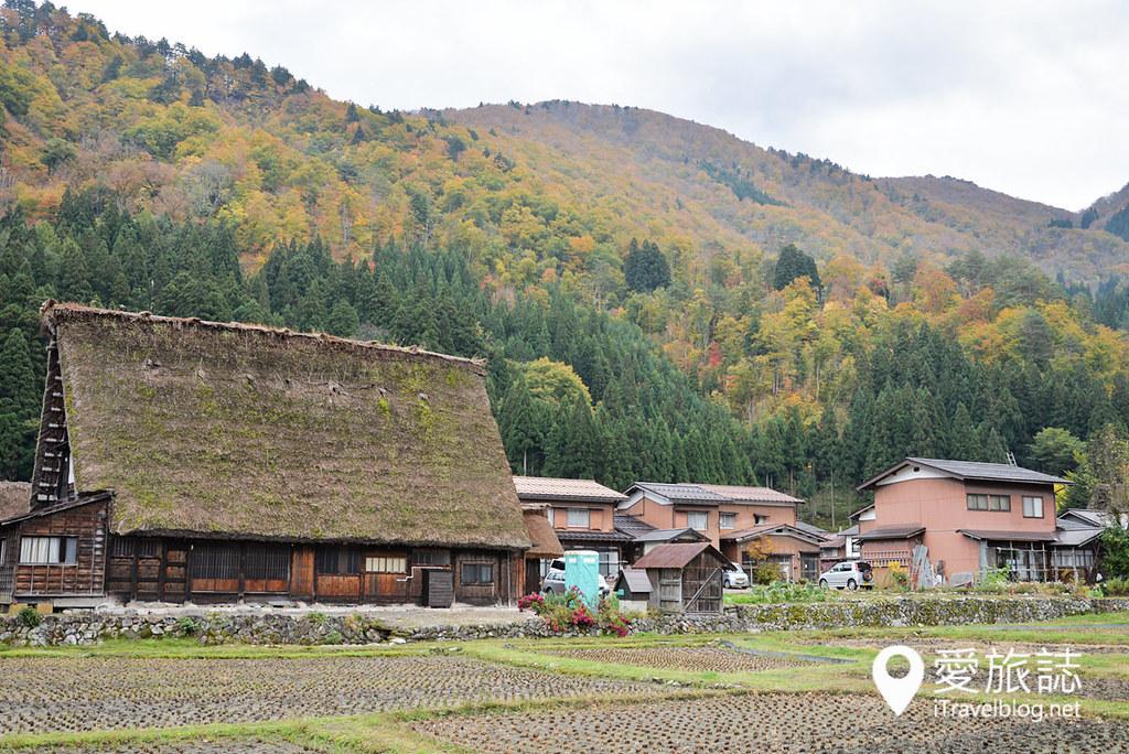 日本白川乡合掌村 22