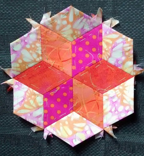 hexagon star number 33