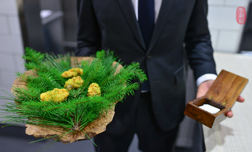 Canapé: Buttermilk Fried Chicken