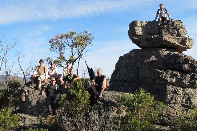 Paddy Castle group shot
