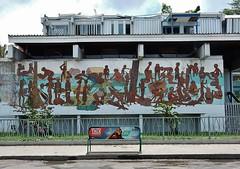 Cultural Mural