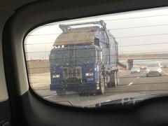 city of Albuquerque (ABQ) garbage trucks