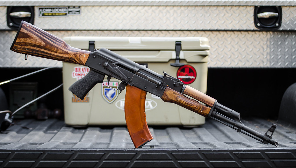 New furniture to replace on WASR? - AR15 COM