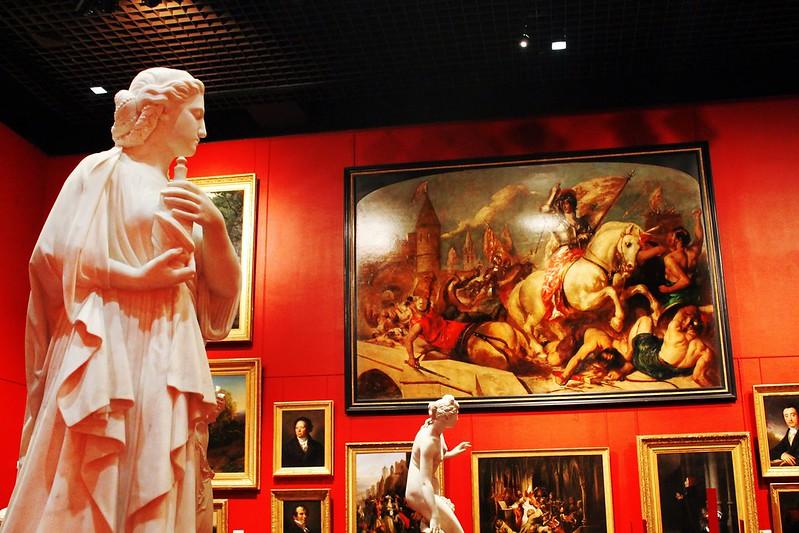 Drawing Dreaming - guia de visita de Orléans, Loire - Musée des Beaux-Arts d'Orléans