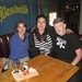 With Hillary and Meli at Benders by Ryan Good
