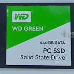 WD Green PC SSD 4
