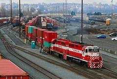 TR 4001 ~ Tacoma Rail Muni Yard