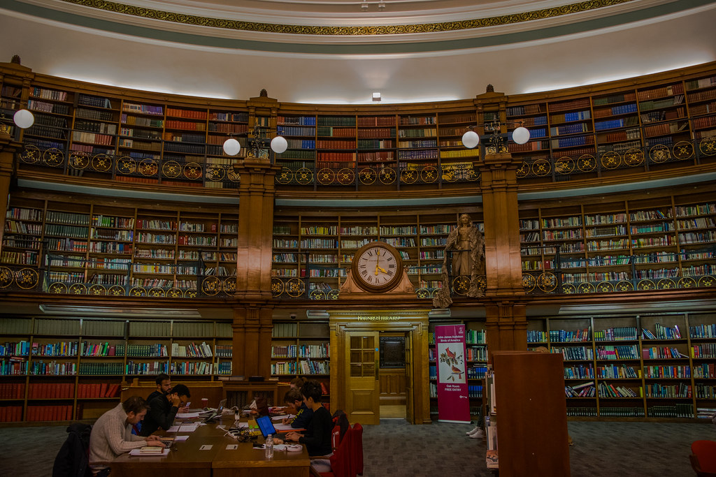 Picton Reading Room, Liverpool central Library