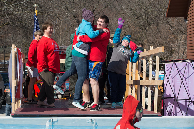 2017 Milwaukee County Zoo Plunge