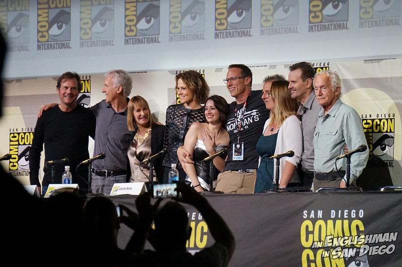 image - SDCC 2016 (Aliens 30th Anniversary Panel, Bill Paxton) 09