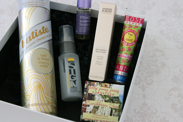 Gala Beauty Box Juli
