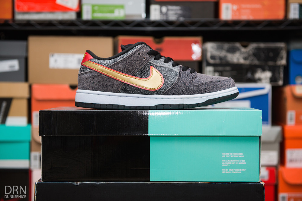 Beijing Dunk Low SB's.