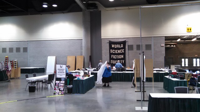 Worldcon Coming to Life