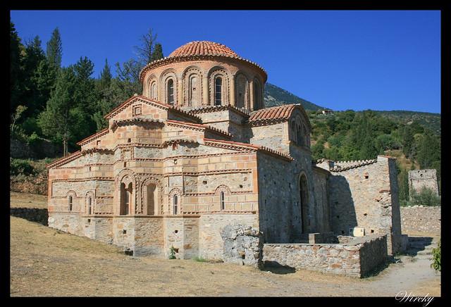 Grecia Nauplia Esparta Mistrás Olimpia - St Theodoros