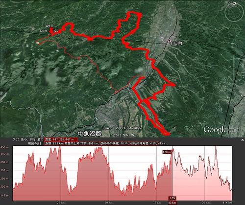Tour de Tsumari 2015 (14) 儀明AS
