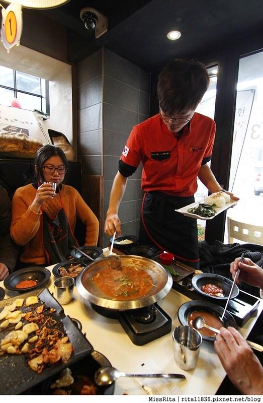 팔색삼겹살 八色五花肉 弘大一號店 韓國必吃 韓國八色烤肉 弘大好吃 八色烤肉5