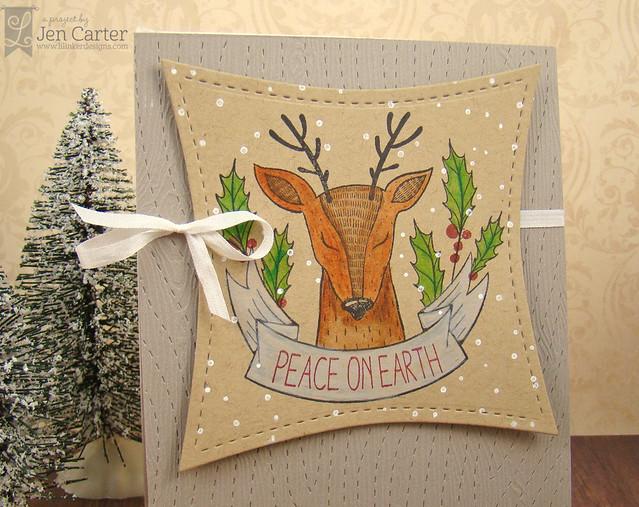 Jen Carter Oh Deer Peace Closeup 1
