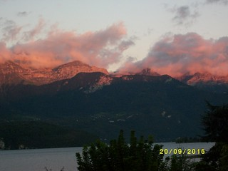 Annecy Sunset