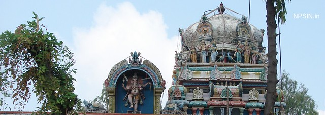 Dravidian temple architecture of type cholas, situated near Arya Samaj Mandir named as श्री शुभ सिद्धि विनायका मंदिर (Shri Subha Siddhi Vinayaka Mandir) dedicated to Lord Shri Ganesh (विनायक).