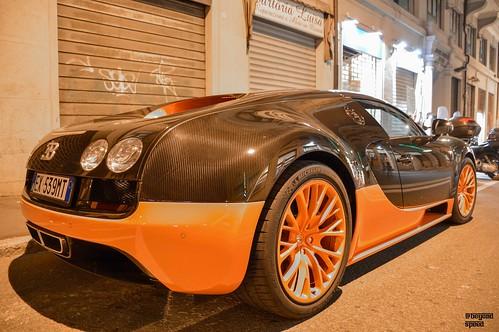 Bugatti Veyron Super Sport WRE