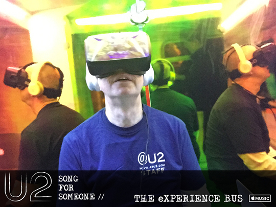 U2: The Experience Bus