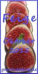 Garten-Koch-Event Oktober 2015: Feige